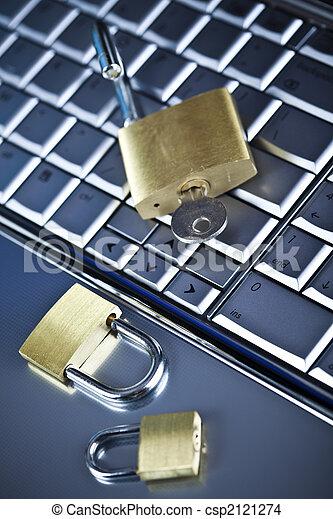 Teclado cerrado - csp2121274