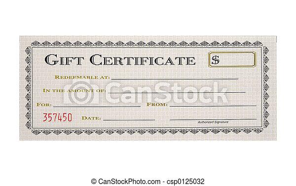 certificat don - csp0125032