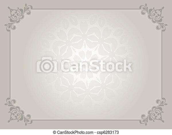 certificate background - csp6283173