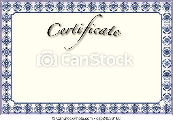 CERTIFICATE - csp24536168