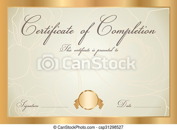 certificate diploma of completion frame diploma certificate of