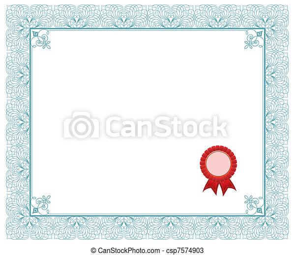 Certificate - csp7574903