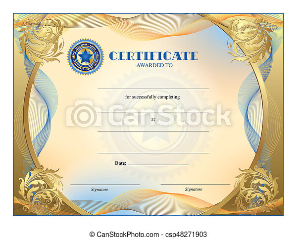 Certificate horizontal jpeg letter size horizontal 11 x 85 letter size horizontal 11 x 85 jpeg certificate template high resolution yelopaper Choice Image
