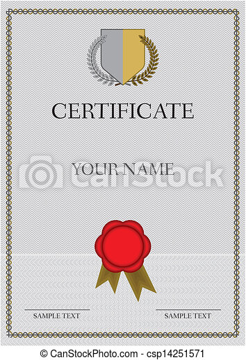 Certificate - csp14251571