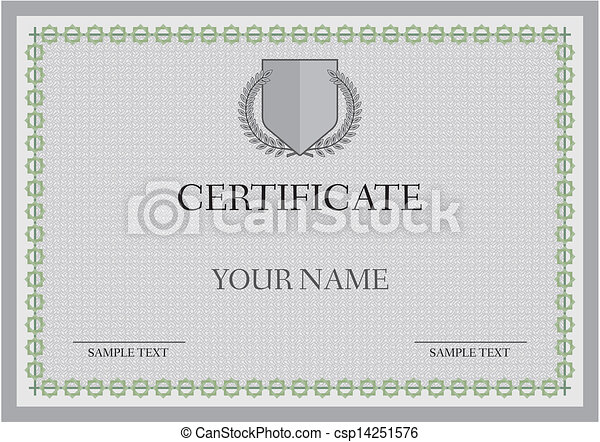 Certificate - csp14251576