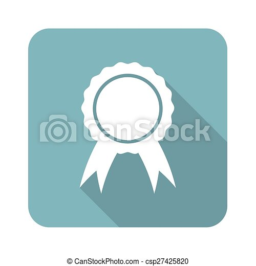 Certificate seal icon - csp27425820