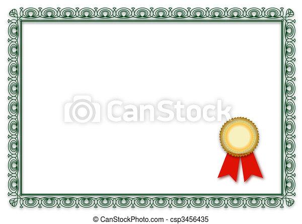 certificato - csp3456435