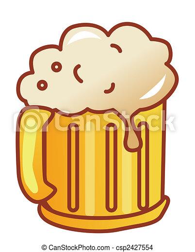 cerveza - csp2427554