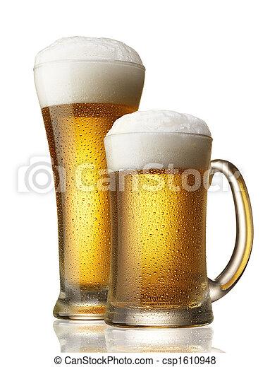 cervezas, dos - csp1610948