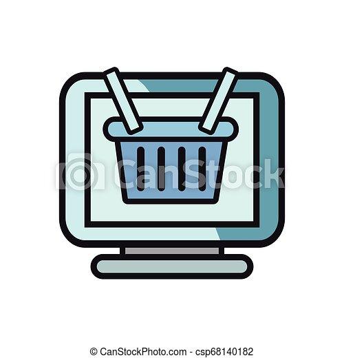 Computadora de cestas en línea - csp68140182
