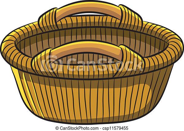 cesto, frutta - csp11579455