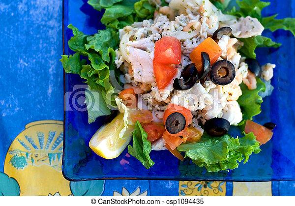 Ceviche plate - csp1094435