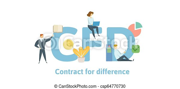 Contract for difference english
