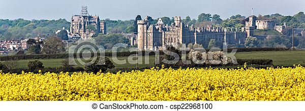château, arundel - csp22968100