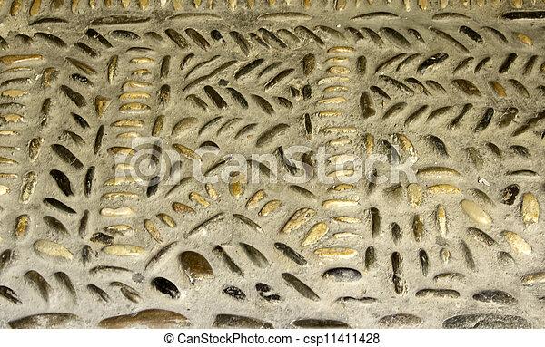 chão pedra - csp11411428