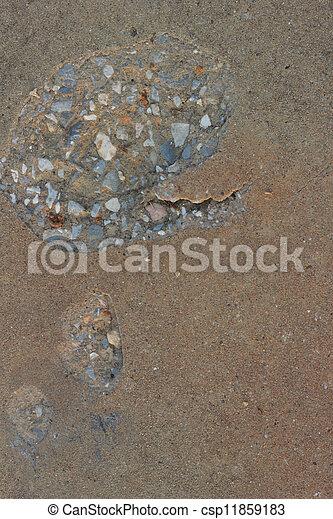 chão, pedra, solo - csp11859183