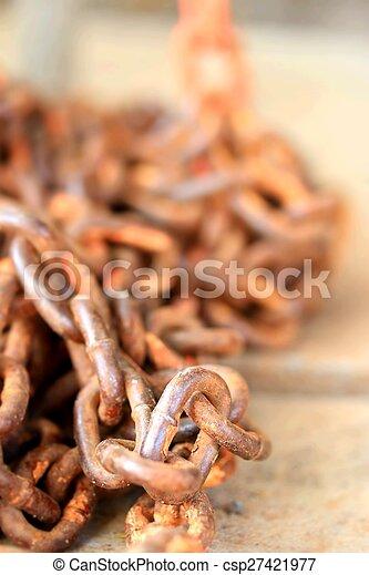 chain vintage - csp27421977