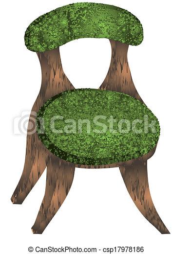 chair., illustration - csp17978186