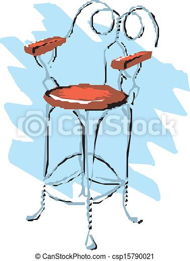 chair - csp15790021