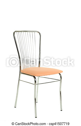 Chair isolated on a white background - csp41507719