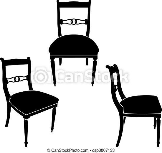 chaise - csp3807133