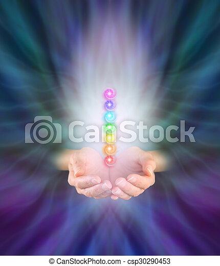 Chakra Healer - csp30290453