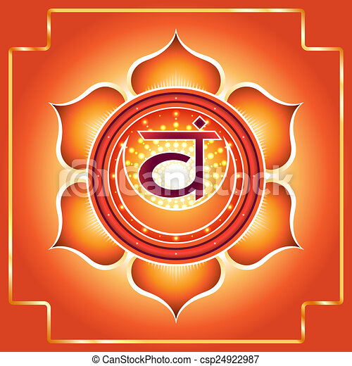 Chakra Svadhisthana - csp24922987