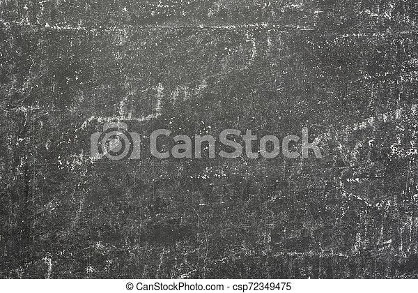 chalk on blackboard texture - csp72349475