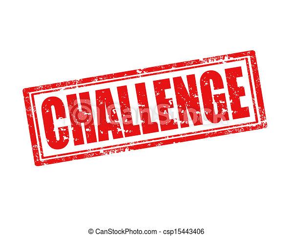 challenge-stamp - csp15443406