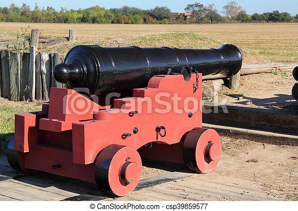Chalmette Battlefield - csp39859577