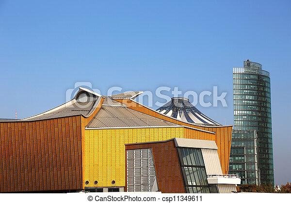 Chamber Music Hall Berlin - csp11349611