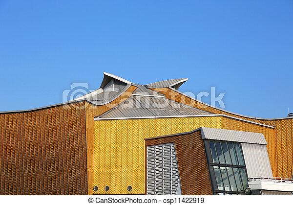 Chamber Music Hall Berlin - csp11422919