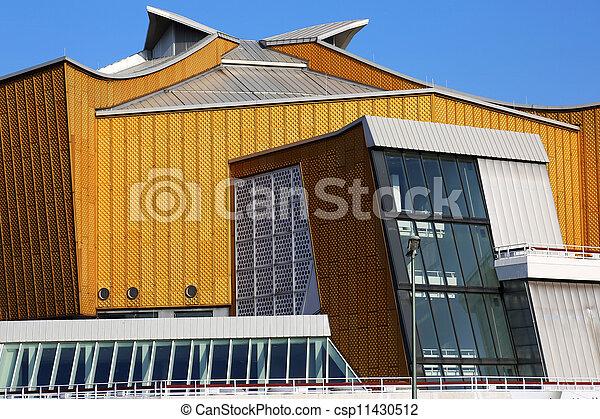 Chamber Music Hall Berlin - csp11430512