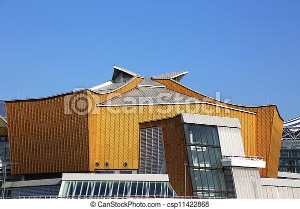 Chamber Music Hall Berlin - csp11422868