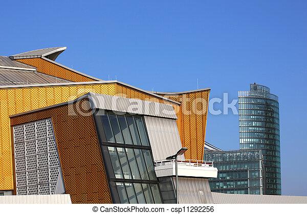 Chamber Music Hall Berlin - csp11292256