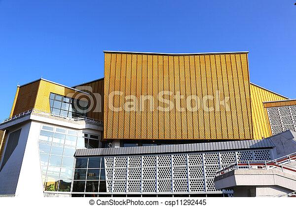 Chamber Music Hall Berlin - csp11292445