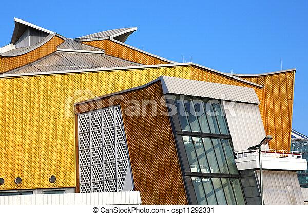 Chamber Music Hall Berlin - csp11292331