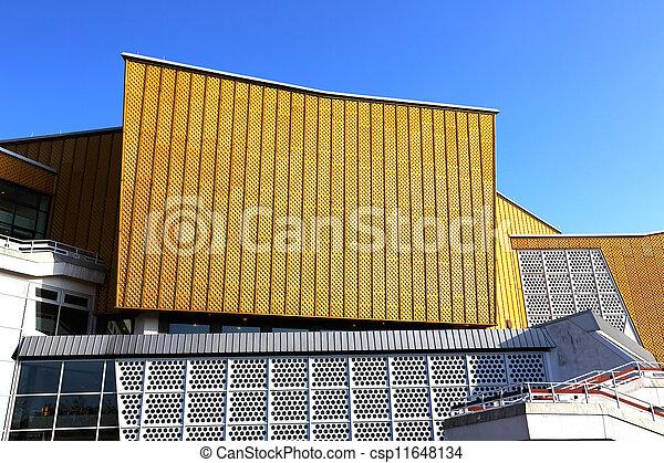 Chamber Music Hall Berlin - csp11648134