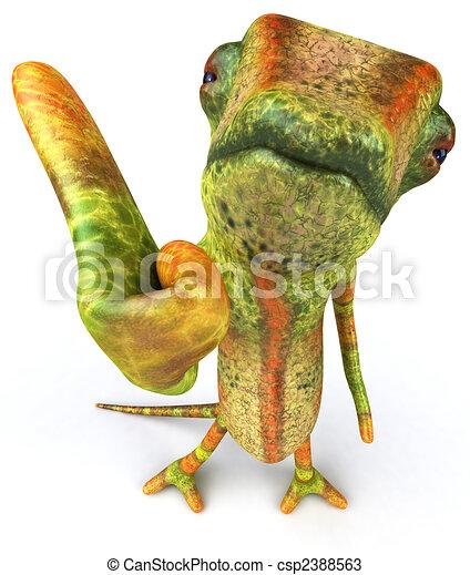 Chameleon - csp2388563