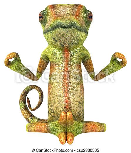 Chameleon - csp2388585