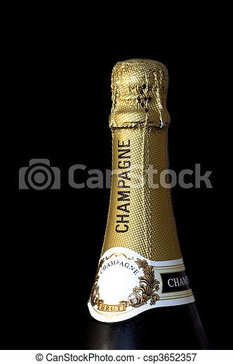 Champagne #1 - csp3652357