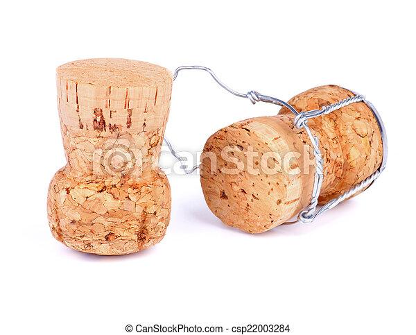 Champagne Corks - csp22003284