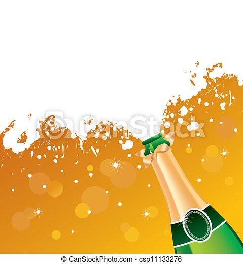champagne - csp11133276