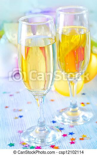 champagne - csp12102114