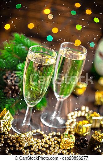 Champagne - csp23836277