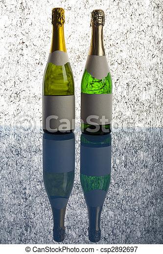 Champagnes - csp2892697