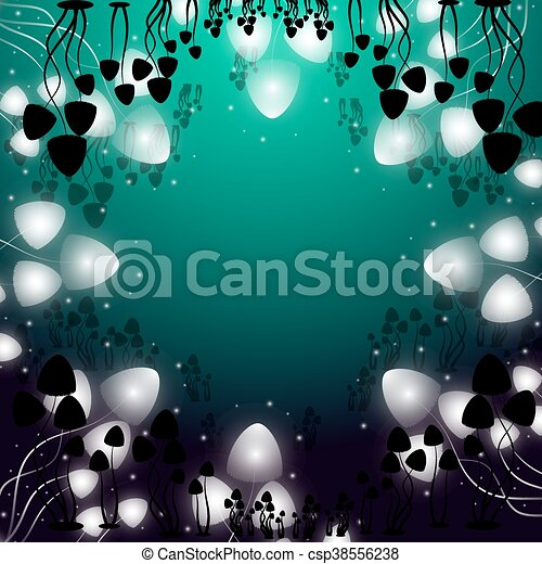 champignons hallucinog ne psilocybe champignons vecteurs search clip art illustration. Black Bedroom Furniture Sets. Home Design Ideas