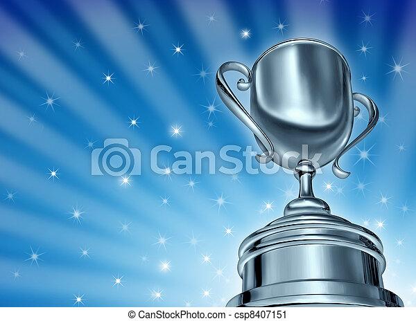 Champion Cup Award - csp8407151