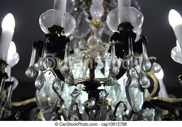 chandelier detail - csp10812798