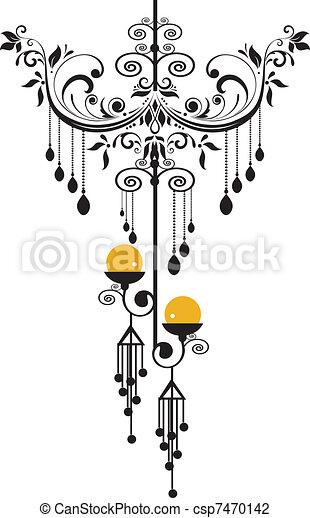 chandelier - csp7470142